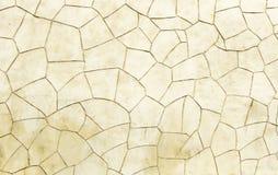 Una parete di pietra dell'annata Immagini Stock Libere da Diritti