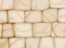 Una parete fatta dei mattoni illustrazione di stock