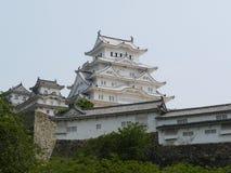 Una parte del castillo de Hemeji Fotos de archivo libres de regalías