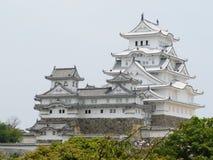 Una parte del castillo de Himeji Foto de archivo