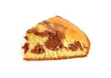 Una parte della torta (grafico a torta) Fotografia Stock Libera da Diritti