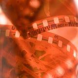 una pellicola da 35 millimetri Fotografie Stock Libere da Diritti