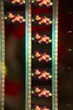 una pellicola da 35 millimetri Fotografie Stock
