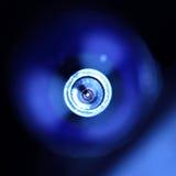 Una penna a sfera Fotografia Stock