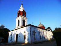 Una pequeña ciudad provincial rusa del Gus-cristal Fotos de archivo libres de regalías
