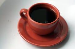 Una pequeña taza de café Foto de archivo