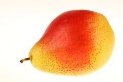 Una pera roja Fotos de archivo