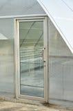 Una pianta a energia solare per il prodotto di secchezza Fotografia Stock Libera da Diritti