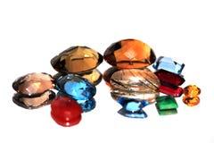 Una piedra preciosa o una gema imágenes de archivo libres de regalías
