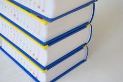 Una pila de libros Imagenes de archivo