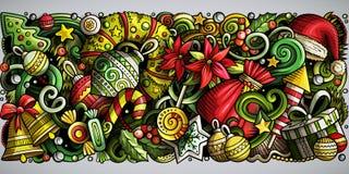 Una pila de regalos de Navidad libre illustration