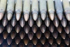 5,56 Pila delle pallottole Fotografie Stock Libere da Diritti