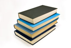 Una pila di libri Immagini Stock Libere da Diritti