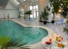 Una piscina Fotografía de archivo