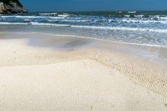 Una playa más hermosa en el sur de Tailandia Imagen de archivo libre de regalías