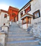 Una porción de monasterio de Diskit Imagen de archivo libre de regalías