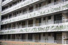 Una proprietà dell'edilizia popolare Fotografie Stock Libere da Diritti