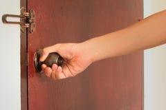 Una puerta Fotografía de archivo libre de regalías