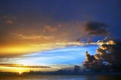 Sunfall Imagen de archivo