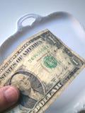 Una punta del dollaro Immagini Stock Libere da Diritti