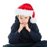 ¡Una qué Navidad! Imágenes de archivo libres de regalías