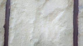 Una roccia fra 2 linee, facile e bello Fotografia Stock