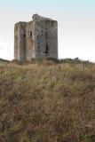 Una ruina irlandesa Fotografía de archivo