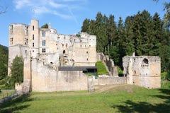 Una ruina vieja Imagen de archivo libre de regalías