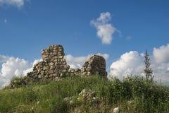 Una ruina vieja Imagen de archivo