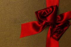 Una scatola di cioccolato Fotografie Stock
