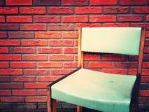Una sedia Immagini Stock Libere da Diritti