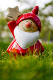 Una sonrisa Santa Claus Imagen de archivo libre de regalías
