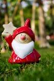 Una sonrisa Santa Claus Imágenes de archivo libres de regalías