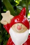 Una sonrisa Santa Claus Foto de archivo