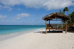 Una spiaggia da 7 miglia Fotografie Stock Libere da Diritti