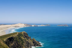una spiaggia da 90 miglia Fotografie Stock Libere da Diritti