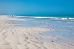 Una spiaggia da ottanta miglia Immagine Stock