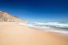Una spiaggia di 12 apostoli Fotografie Stock Libere da Diritti