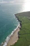 Una spiaggia sulle isole di Blasket, Dingle, Co.Kerry Irlanda Immagine Stock Libera da Diritti