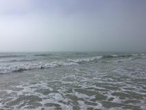 Una spiaggia a Tampa, Florida Immagini Stock