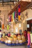 Una stalla del mercato Fotografie Stock