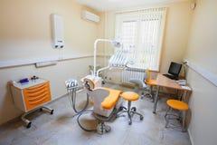 Una stanza dentaria immagini stock libere da diritti