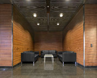 Una stanza di ricreazione Fotografia Stock