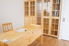 Una stanza di studio Immagini Stock Libere da Diritti