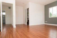 Una stanza vuota Fotografie Stock