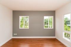 Una stanza vuota Fotografia Stock Libera da Diritti
