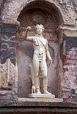 Una statua fotografia stock libera da diritti