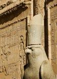 Una statua di pietra Fotografia Stock