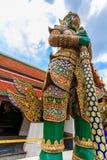 Una statua gigante di Ravana nell'altezza verticale Fotografia Stock
