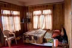 Una stazione turistica a Loleygaon Fotografia Stock Libera da Diritti